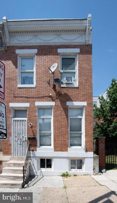 2228 W Baltimore Street, Baltimore, MD 21223 - #: MDBA515502