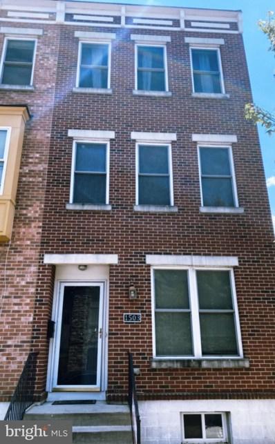 1503 E Preston Street, Baltimore, MD 21213 - #: MDBA515556