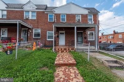 3802 Colborne Road, Baltimore, MD 21229 - MLS#: MDBA515592