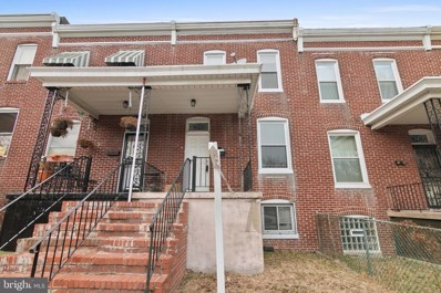 714 E 37TH Street, Baltimore, MD 21218 - #: MDBA515672