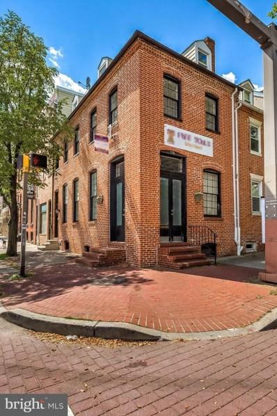 536 S Ann Street, Baltimore, MD 21231 - #: MDBA515698