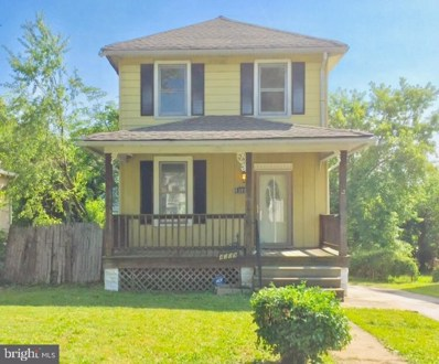 4309 Stanwood Avenue, Baltimore, MD 21206 - #: MDBA515702