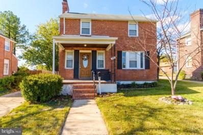 710 S Beechfield Avenue, Baltimore, MD 21229 - #: MDBA515744