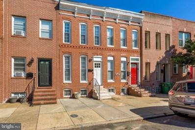 1180 Nanticoke Street, Baltimore, MD 21230 - #: MDBA515794