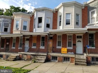 2941 Westwood Avenue, Baltimore, MD 21216 - #: MDBA515804
