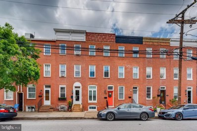 1230 Hull Street, Baltimore, MD 21230 - #: MDBA515848