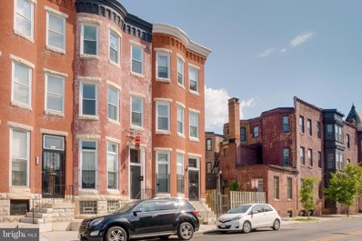 1013 Whitelock Street, Baltimore, MD 21217 - #: MDBA515852