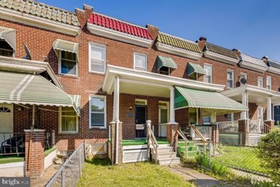 23 S Culver Street, Baltimore, MD 21229 - #: MDBA515862