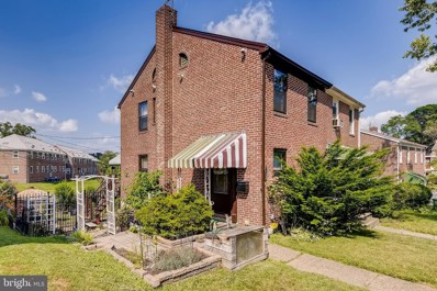 4906 Cedargarden Road, Baltimore, MD 21229 - #: MDBA515904