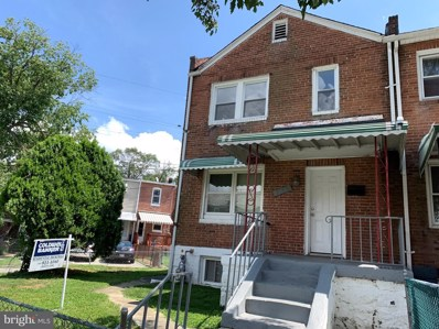 239 North Culver Street, Baltimore, MD 21229 - #: MDBA515958