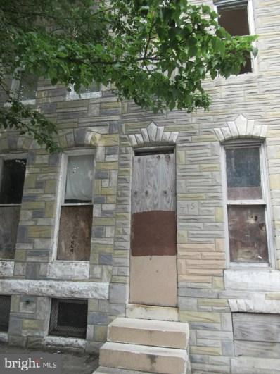 716 N Payson Street, Baltimore, MD 21217 - #: MDBA515978
