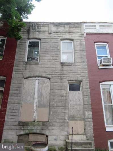 1923 Lauretta Avenue, Baltimore, MD 21223 - #: MDBA515980