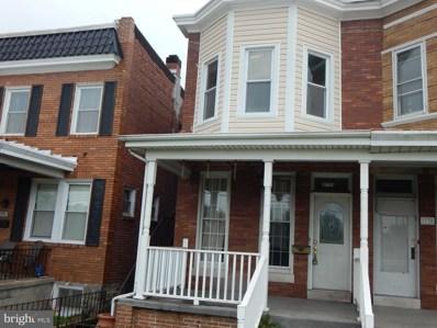 3733 Wilkens Avenue, Baltimore, MD 21229 - #: MDBA516162