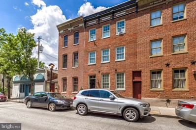1626 Lancaster Street, Baltimore, MD 21231 - #: MDBA516220
