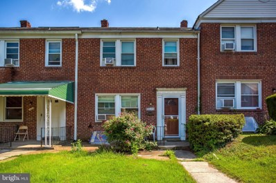 1639 Shadyside Road, Baltimore, MD 21218 - MLS#: MDBA516234