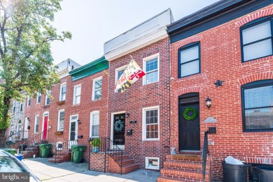 109 E Fort Avenue, Baltimore, MD 21230 - #: MDBA516254