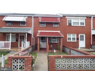 1422 Bonsal Street, Baltimore, MD 21224 - #: MDBA516264