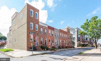 1201 Cooksie Street, Baltimore, MD 21230 - #: MDBA516276