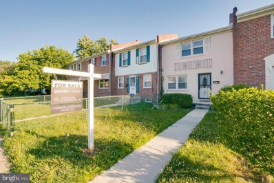 5219 Hillwell Road, Baltimore, MD 21229 - #: MDBA516296