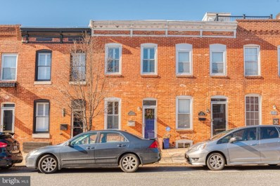 714 S East Avenue, Baltimore, MD 21224 - #: MDBA516332