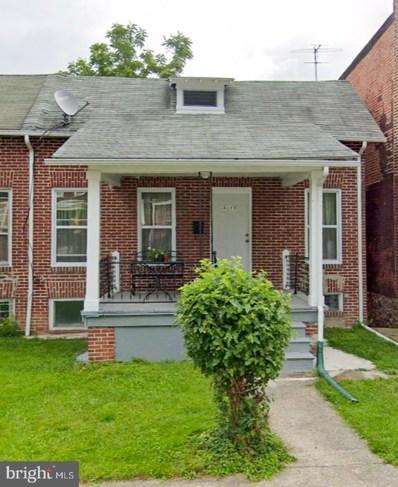 4613 Kernwood Avenue, Baltimore, MD 21212 - #: MDBA516340