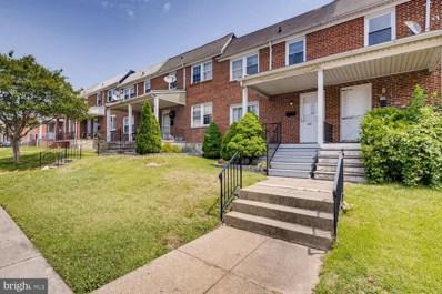 413 Hornel Street, Baltimore, MD 21224 - #: MDBA516386
