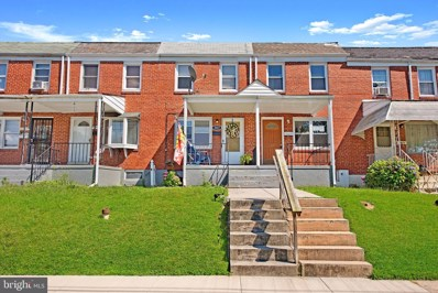 3607 MacTavish Avenue, Baltimore, MD 21229 - #: MDBA516400