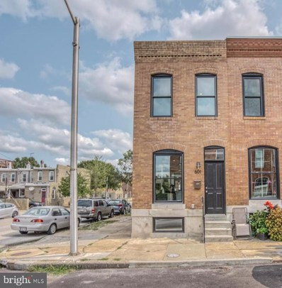 601 S Decker Avenue, Baltimore, MD 21224 - #: MDBA516444