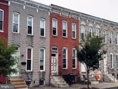 1609 E Lanvale Street, Baltimore, MD 21213 - #: MDBA516456