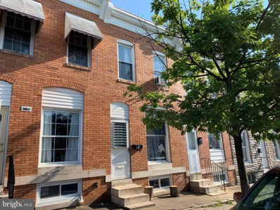 3503 E Fairmount Avenue, Baltimore, MD 21224 - #: MDBA516462