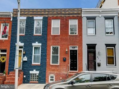 915 Baylis Street, Baltimore, MD 21224 - #: MDBA516478