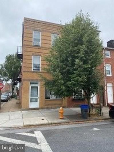 1719 Gough Street, Baltimore, MD 21231 - #: MDBA516482