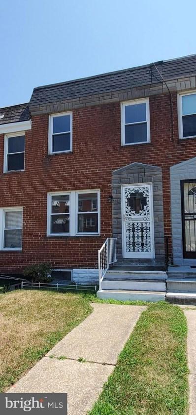 3845 Elmley Avenue, Baltimore, MD 21213 - MLS#: MDBA516550