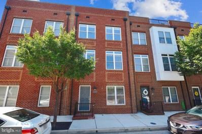 1408 Harper Street, Baltimore, MD 21230 - #: MDBA516606