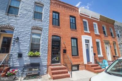 1438 Reynolds Street, Baltimore, MD 21230 - #: MDBA516638