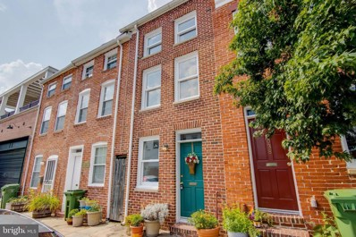 2036 Fountain Street, Baltimore, MD 21231 - #: MDBA516640