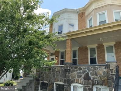 3831 Wilkens Avenue, Baltimore, MD 21229 - #: MDBA516644