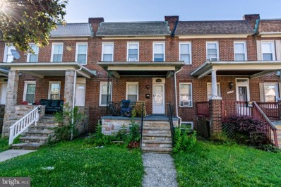 3731 Brooklyn Avenue, Baltimore, MD 21225 - #: MDBA516646