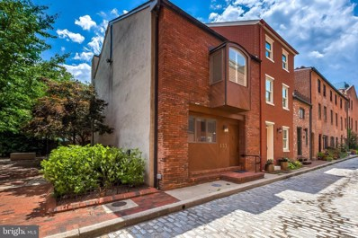 133 Welcome Alley, Baltimore, MD 21201 - MLS#: MDBA516706