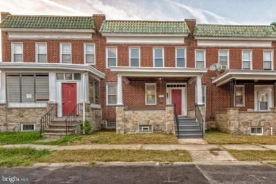 3032 Poplar Terrace, Baltimore, MD 21216 - #: MDBA516714