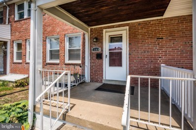 1344 Pentwood Road, Baltimore, MD 21239 - #: MDBA516804