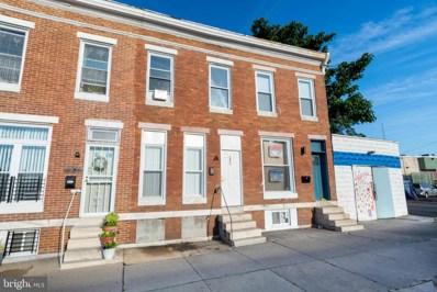 1824 N Milton Avenue, Baltimore, MD 21213 - #: MDBA516844