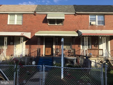 3710 10TH Street, Baltimore, MD 21225 - #: MDBA516882