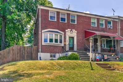 1647 Walterswood Road, Baltimore, MD 21239 - #: MDBA516918