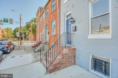 807 S Hanover Street, Baltimore, MD 21230 - #: MDBA516920