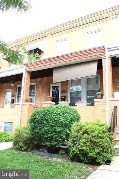 317 Folcroft Street, Baltimore, MD 21224 - #: MDBA516932