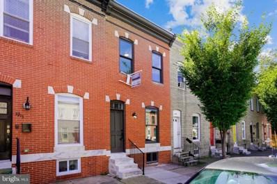 3211 E Fairmount Avenue, Baltimore, MD 21224 - #: MDBA516936