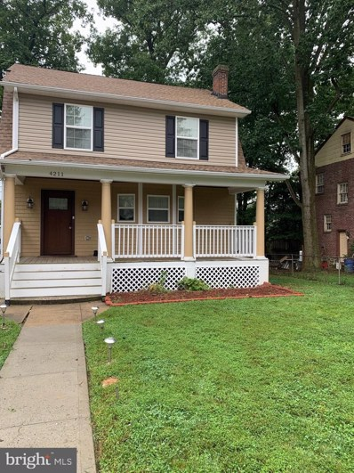 4211 Wentworth Road, Baltimore, MD 21207 - #: MDBA516972