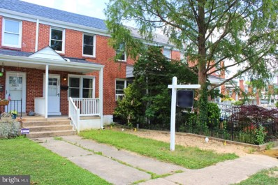 3606 Clarenell Road, Baltimore, MD 21229 - #: MDBA516986