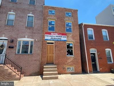 1229 S Clinton Street, Baltimore, MD 21224 - #: MDBA517040